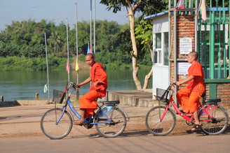 Vélo au Laos, chronique d'une disparition annoncée?