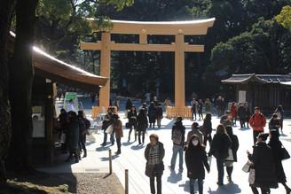 Shintoïsme, boudhisme, confucianisme, christianisme et assurance tous risques