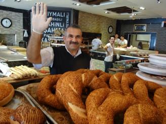 Türkçe yemek, çok güzel!