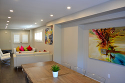 Mississauga Living Space