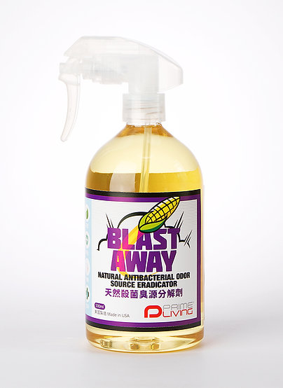BlastAway Natural Antibacterial Odor Source Eradicator