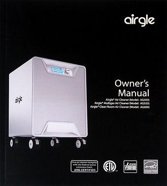 AirgleAG500/600/800/900使用手冊