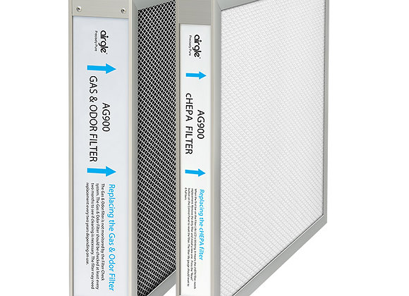 Airgle AG900 Filter Set