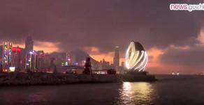 全球最大行車隧道空氣淨化系統現已啟用