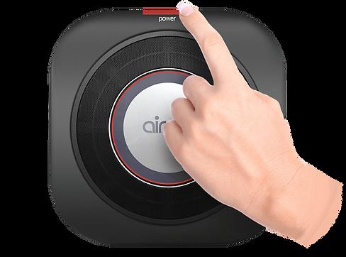 Airgle AG25 air purifier