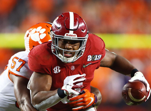 Dynasty Football: Successful College Metrics - Running Backs