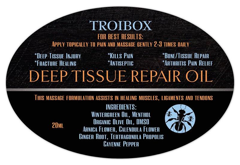 Troibox Deep Tissue Repair Oil 20ml