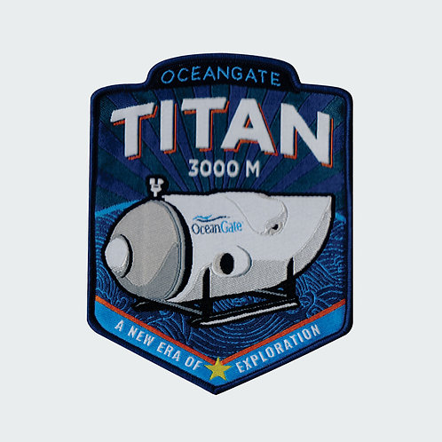 Titan Submersible Patch