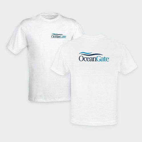 OceanGate Crew White T-Shirt (Unisex)