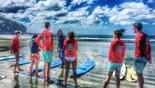 Beginner surf lesson Remanso, Nicaragua