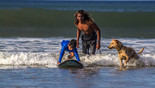 One on one surf lessons for kids