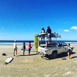 Playa Yankee - Beginner Surf Lessons
