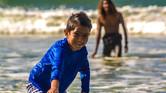Surf lessons for kids in San Juan Del Sur