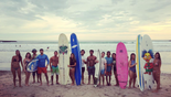 Beginner surf lessons in Playa Remanso