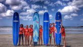 Beginner surf lessons Nicargua, San Juan Del Sur