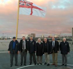 HMS Duncan Visit 1