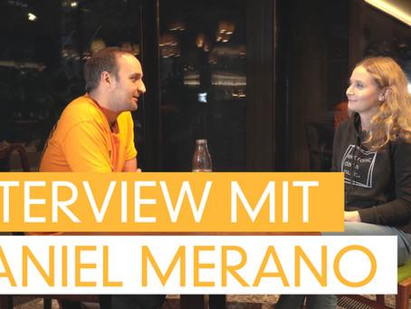 """Kronehit DJ Daniel Merano im Interview: """"Ich war einfach zum richtigen Zeitpunkt bereit!"""""""