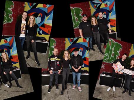 Unsere Interviews der letzten Charity Clubnight