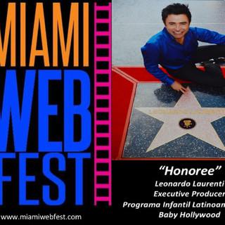 LEONARDO WEB FEST MIAMI