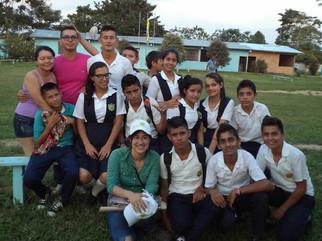 Escuelas de Paz como Entornos Protectores San Vicente del Caguan