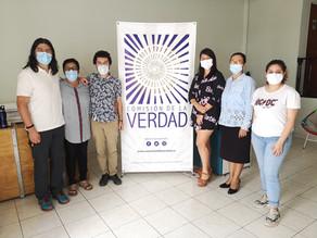 Del 24 al 28 de marzo Comisión de la Verdad PNUD Colombia y Escuelas de Paz