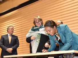 Firman pacto para el fortalecimiento de la Economía Naranja en Bogotá y Cundinamarca.
