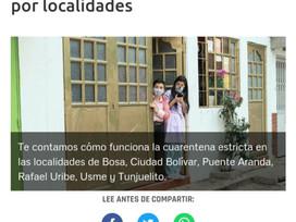 ABC del decreto 18 de 2021: cuarentena general y cuarentena por localidades
