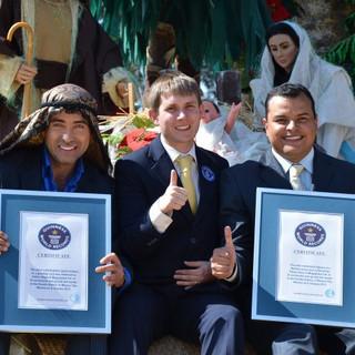 PREMIO GUINNESS RECORDS DEL MUNDO 2012