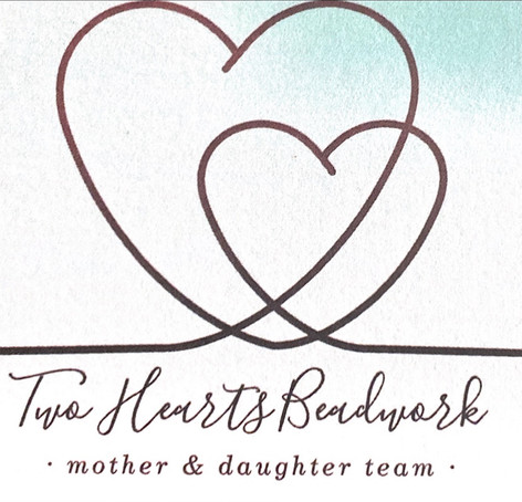 Two Hearts Beadwork