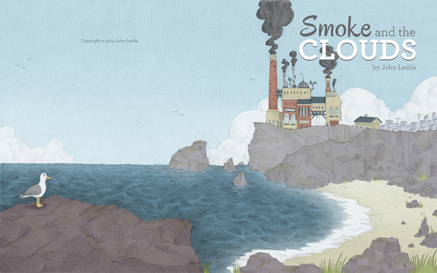 Smoke and the Clouds - 1