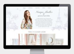Monique Lhuillier Website