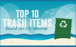 Top 10 Trash Items