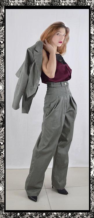 Tailleur Lilas veste