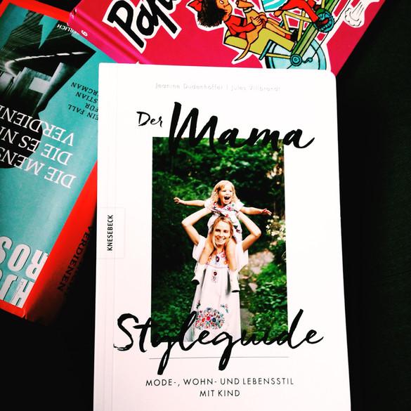 Buch Tipp #2 «Der Mama Styleguide»