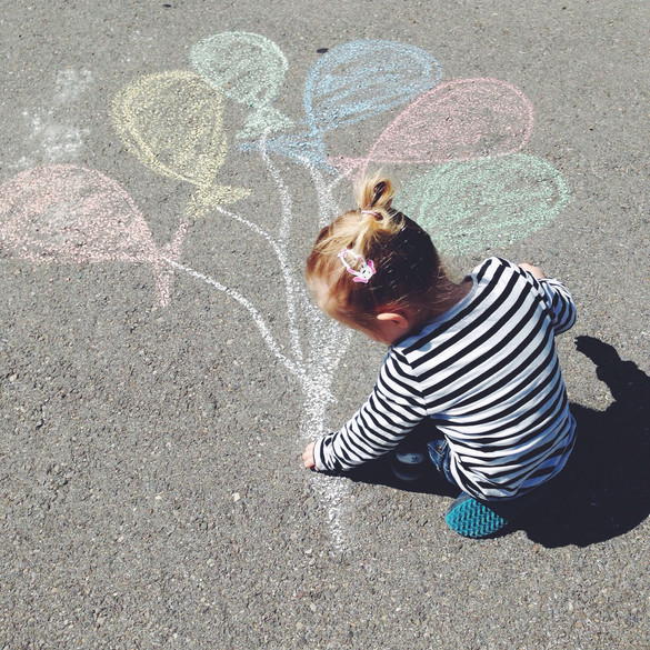 #Streetart: Sei ein kleiner Künstler oder ein geniales Fotomotiv.