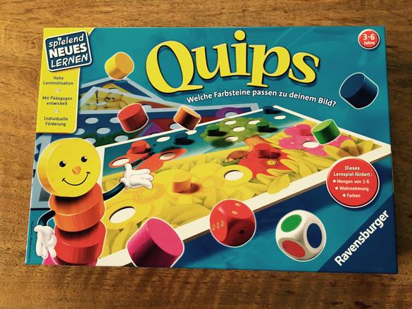 Spiel Tipp #Quips