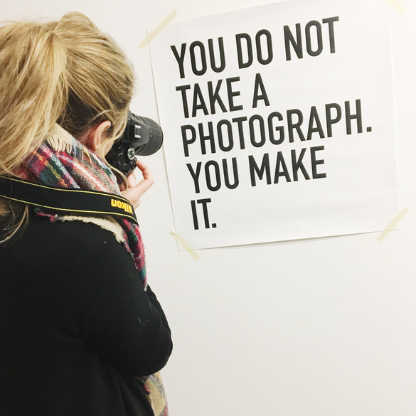 #Fotokurs