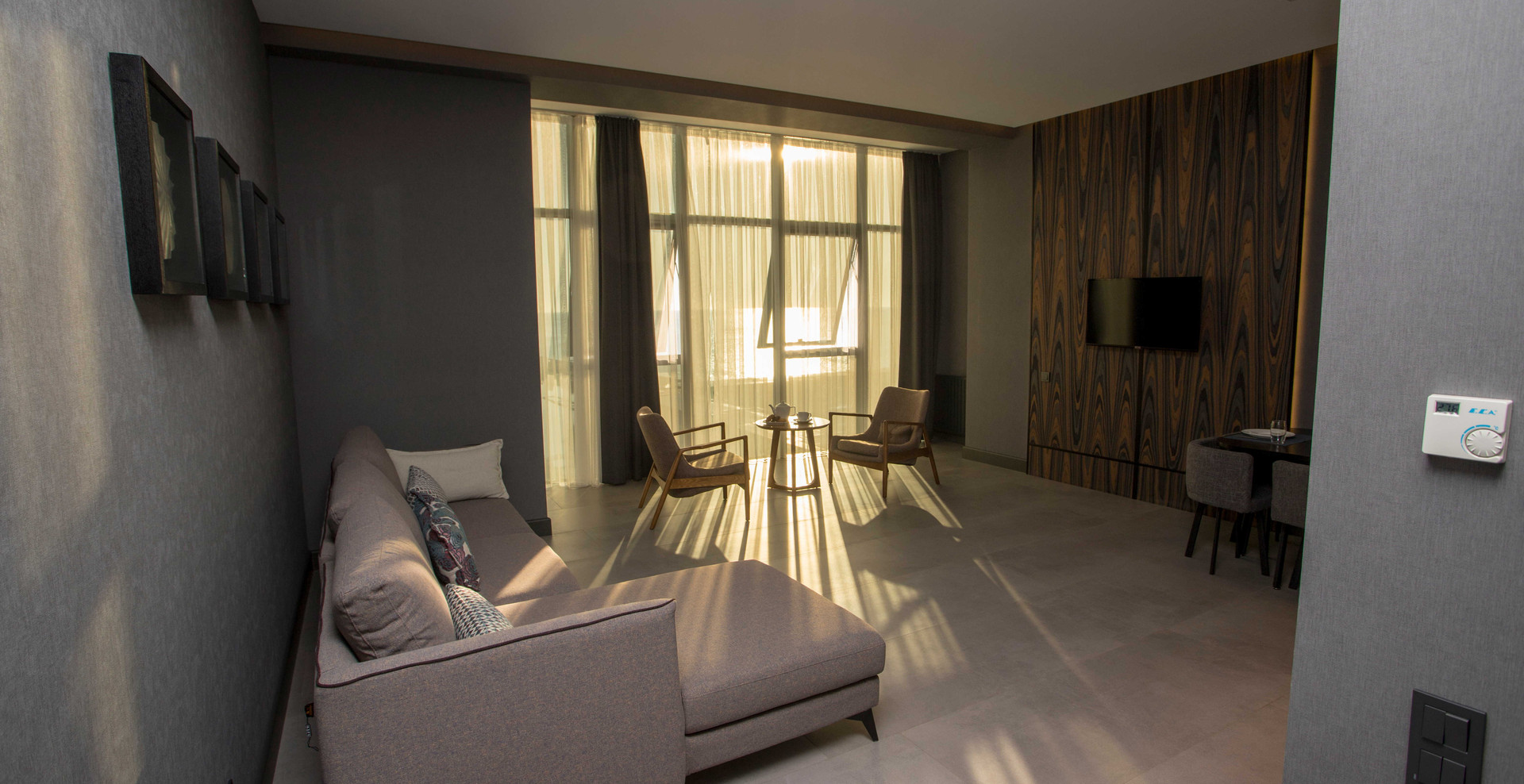 Panorama Suite With 2 Bedrooms