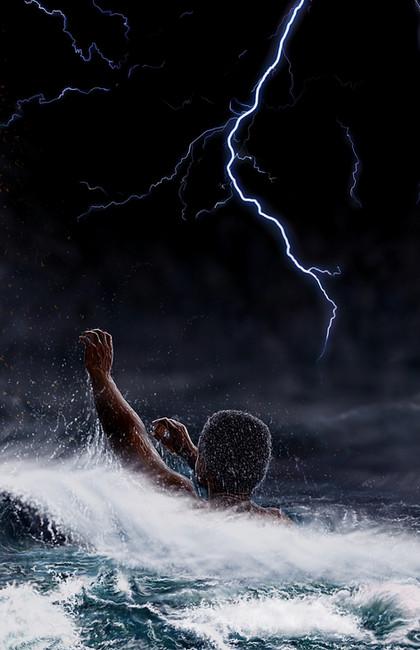 Seeking Salvation Series: Water