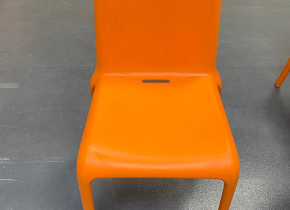 Chaises plastique