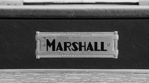 MARSHALL X WHILE SHE SLEEPS