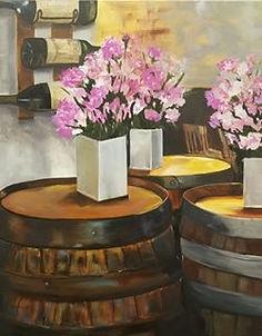 Barrels and Blooms
