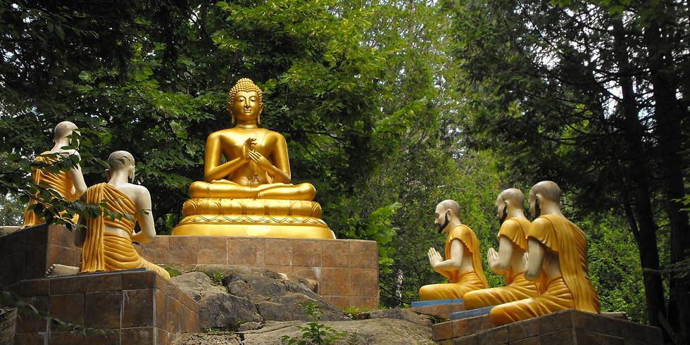 Introduction à la philosophie bouddhiste tibétaine : Les étapes de la Voie vers le bonheur de l'Éveil ( Lamrim) (Arcand)