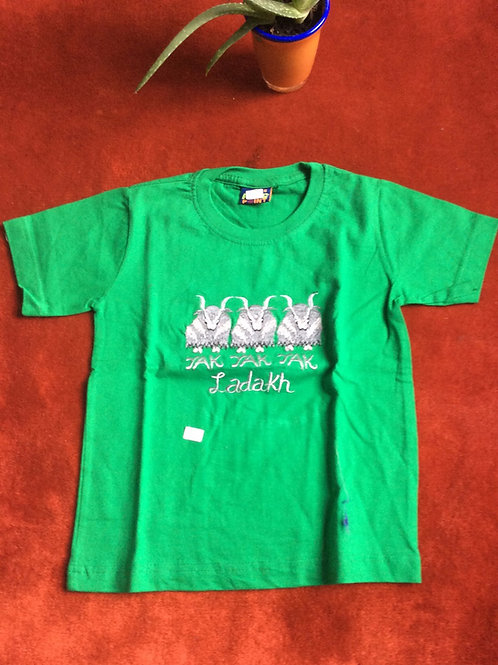 T-shirt for kids (6 yrs)  in cotton