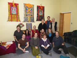 Retraite de méditation Lamrim 2010
