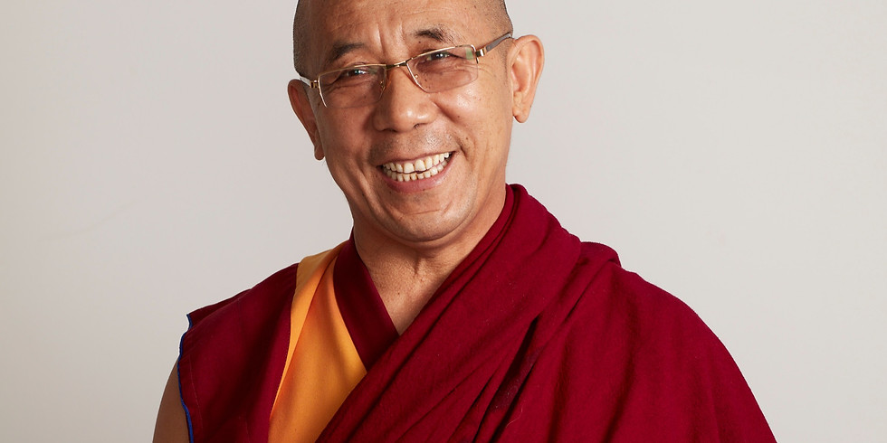 Healing Stress & Anxiety through Meditation :  Free Talk with Lama Samten
