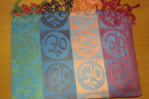 Chale Pashmina Multi-couleurs