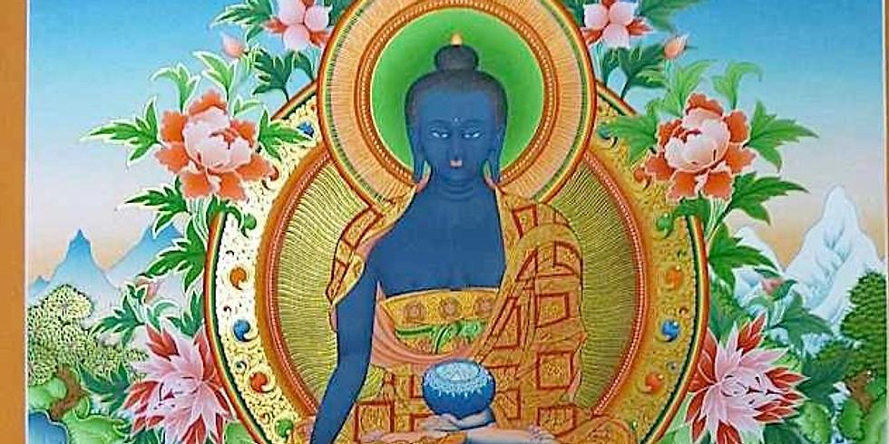 Healing Buddha (Menla) Empowerment | with Lama Samten