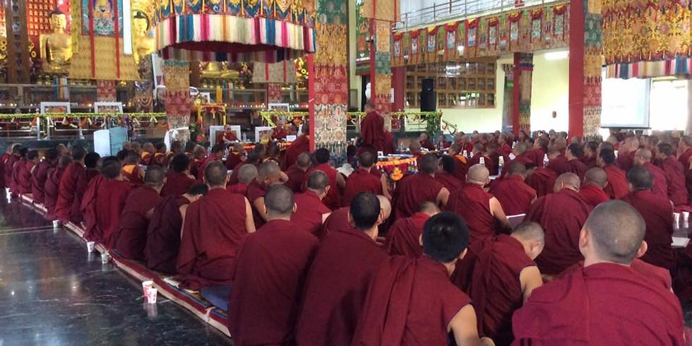 L'entrée dans la conduite des Bodhisattvas : cours en ligne