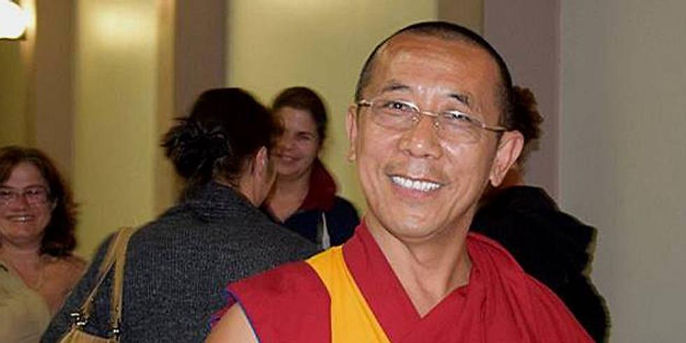Guérir l'anxiété et le stress par la méditation : Conférence par Lama Samten